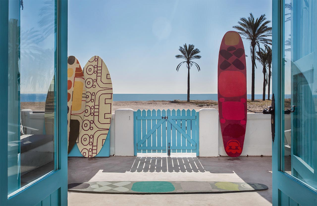 Gandia Blasco, Surf carpet
