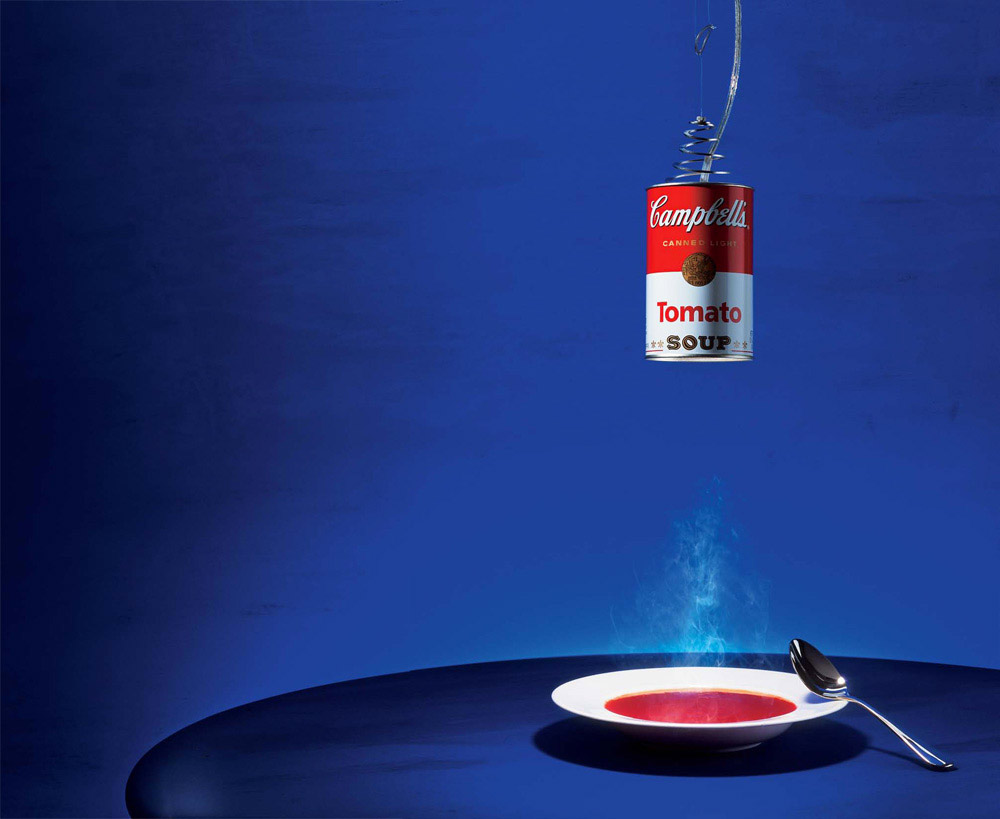 canned light lamp by ingo maurer