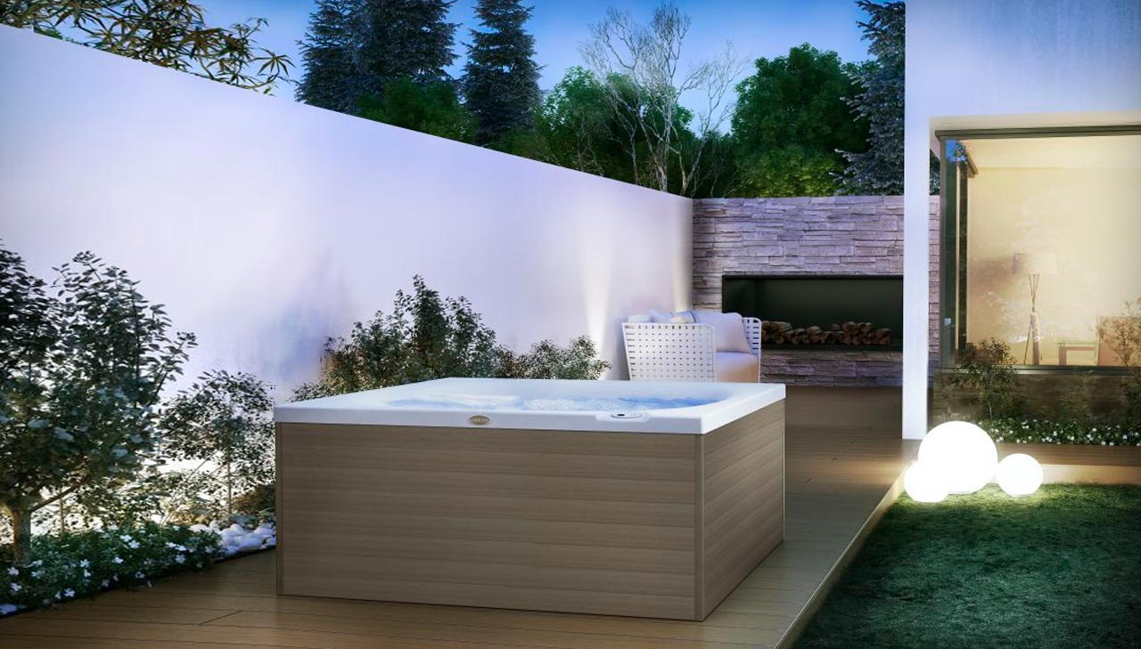 Jacuzzi, mini pool City Spa