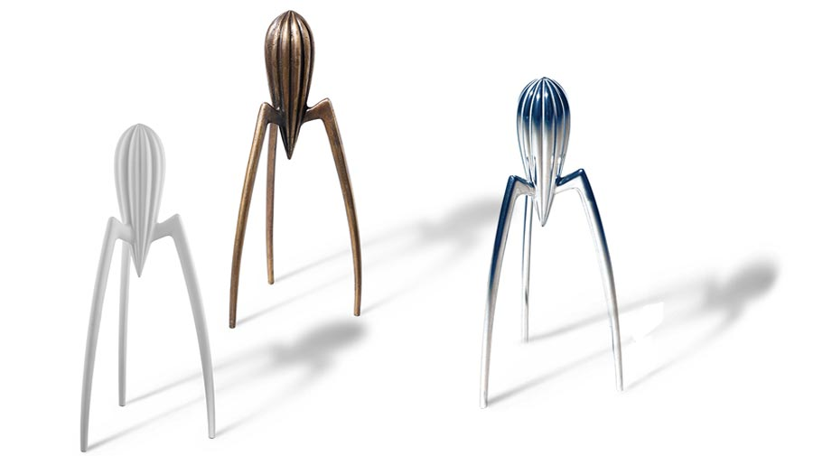 Juicy Salif: history of a sculptural lemon squeezer