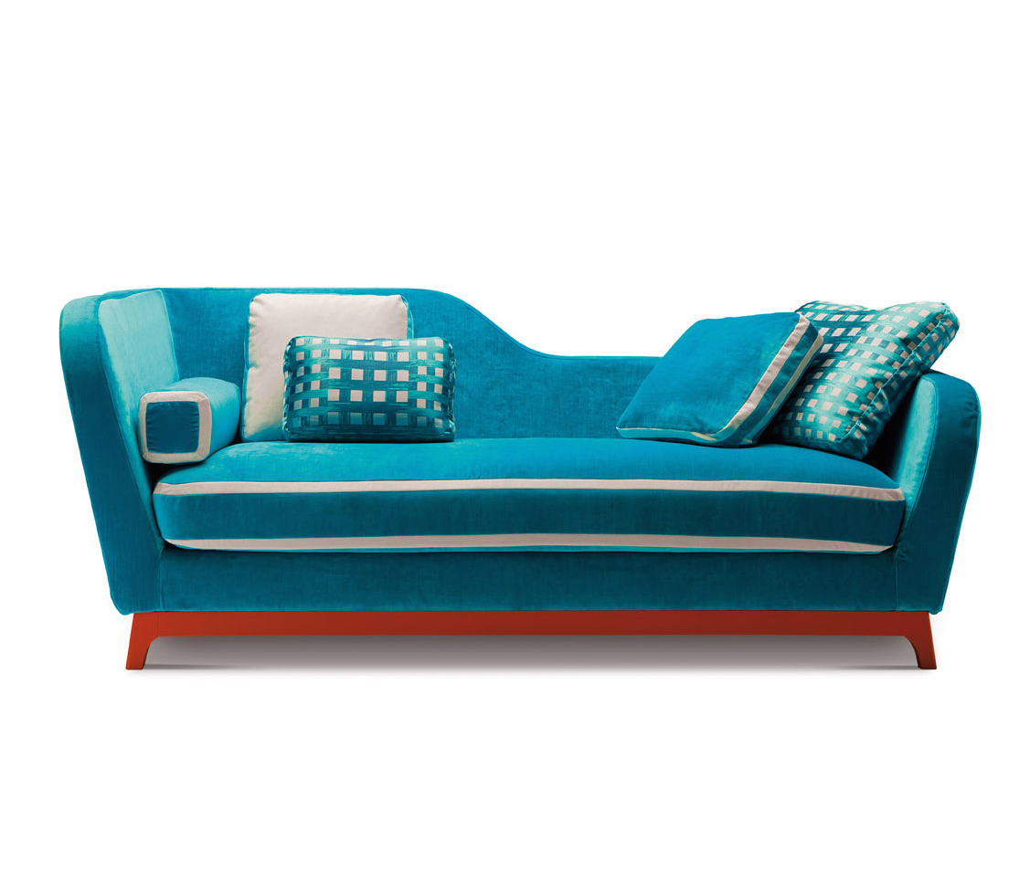 Jeremie is a highly versatile sofa which is a sofa/chaise longue hybrid. Jeremie has a sleek aesthetic, inspired by the Art-Deco movement and updated with modern materials and a contemporary...