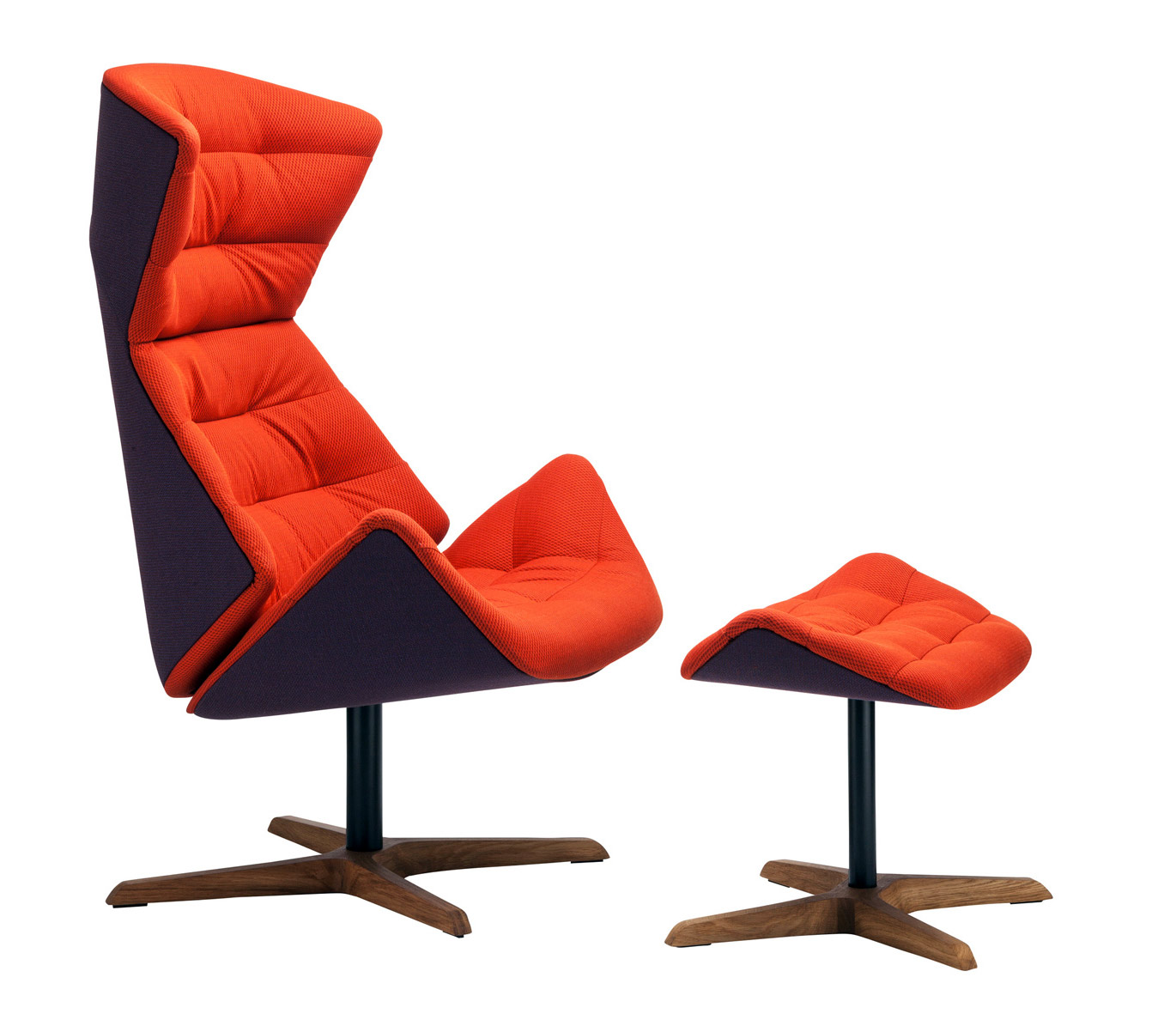 Poltrona lounge 808, Formstelle, Thonet
