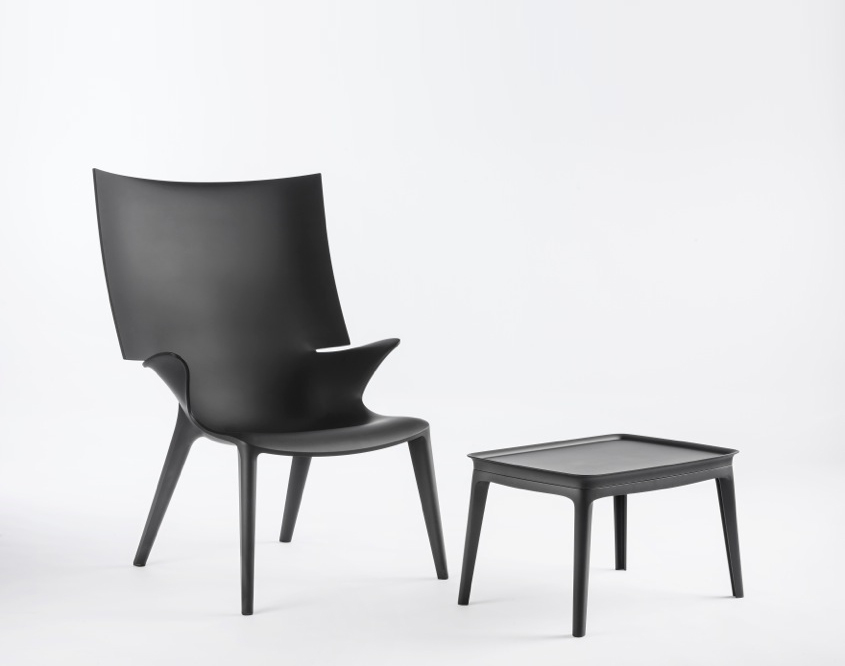 Uncle Jim armchair, Philippe Starck, Kartell