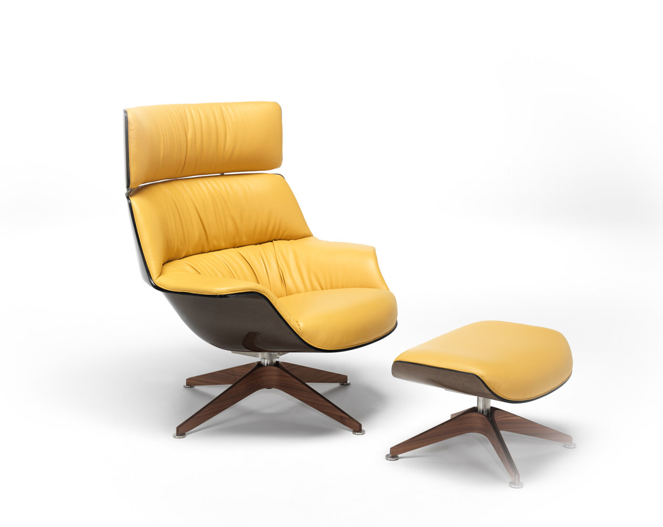 Coach armchair, Jean-Marie Massaud, Saintluc