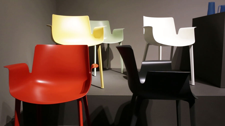 Follow your design, follow Kartell