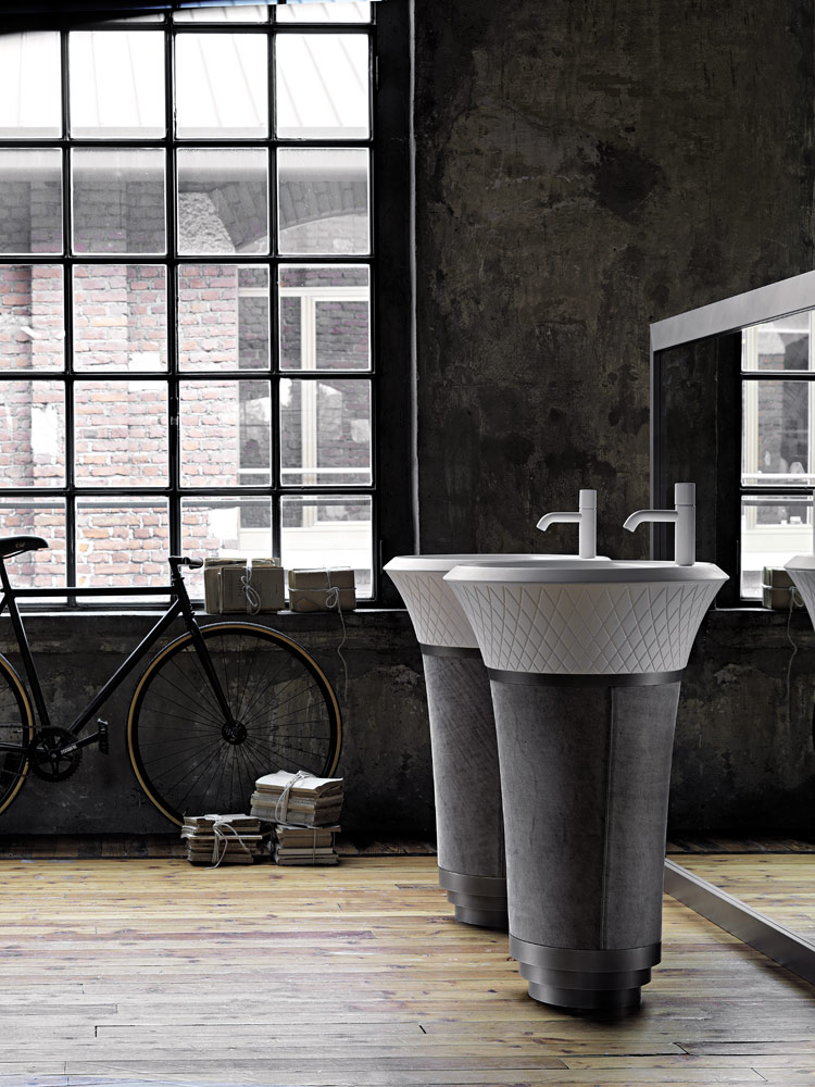 lavabo washbasin by falper