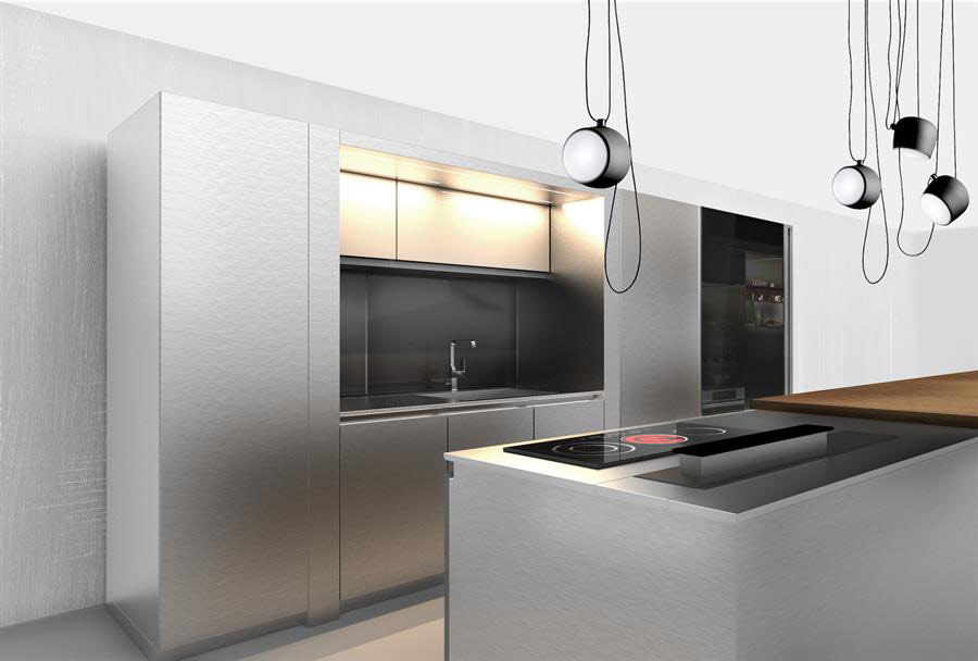 arte kitchen by euromobil