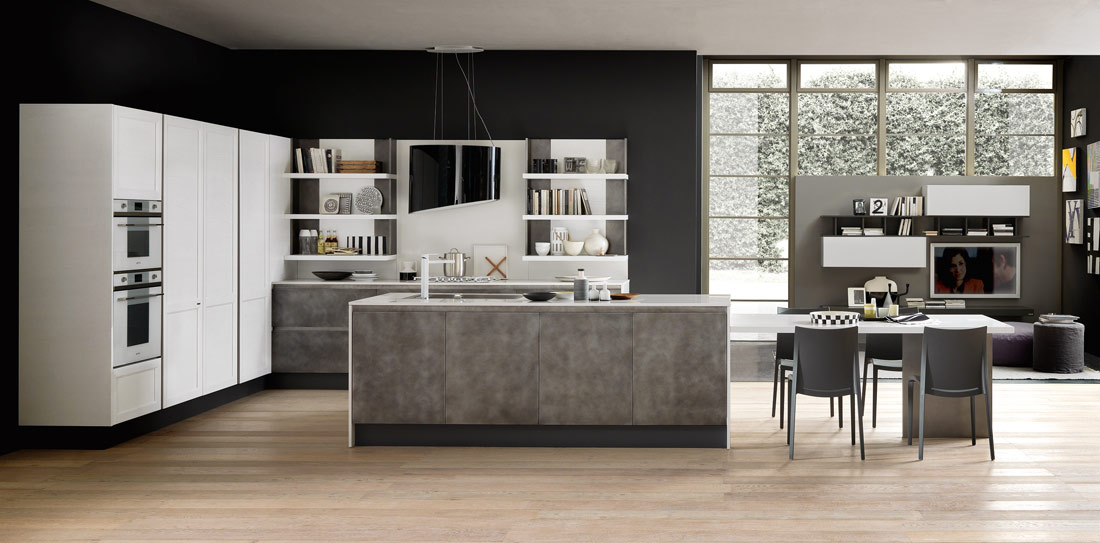 class line kitchen by febal casa