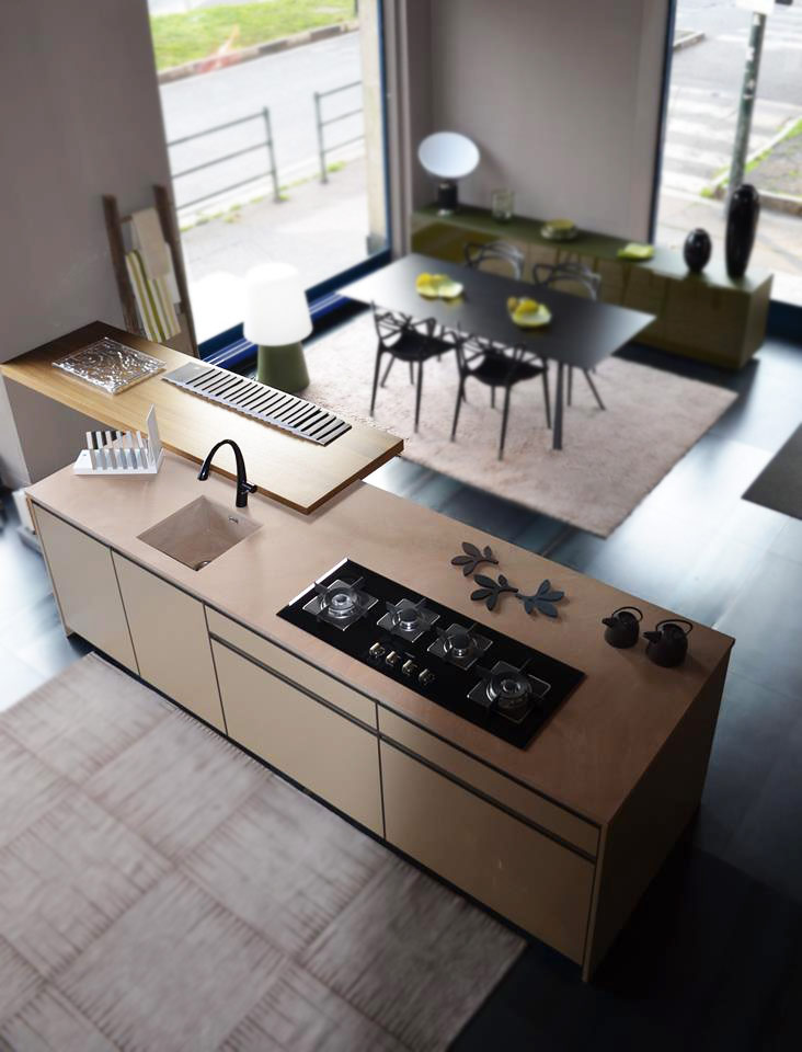 unika kitchen by effeti cucine