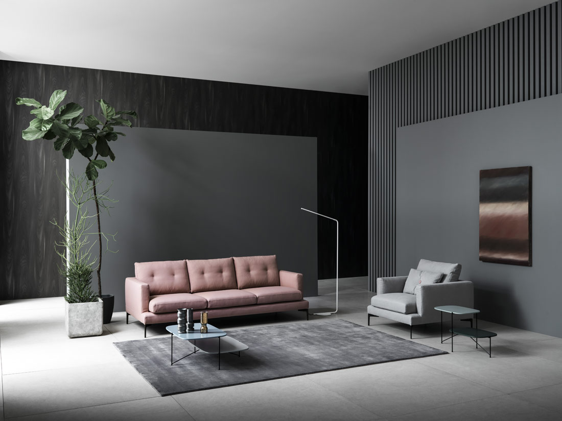 essential sofa by saba