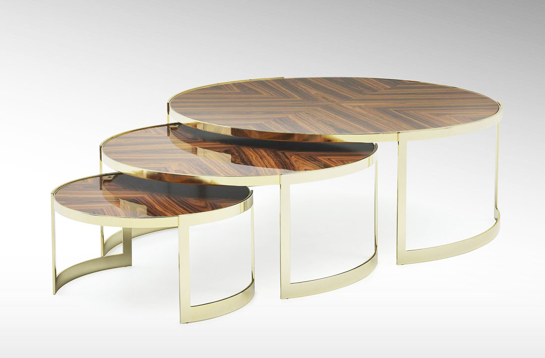 anya coffee tables by fendi home