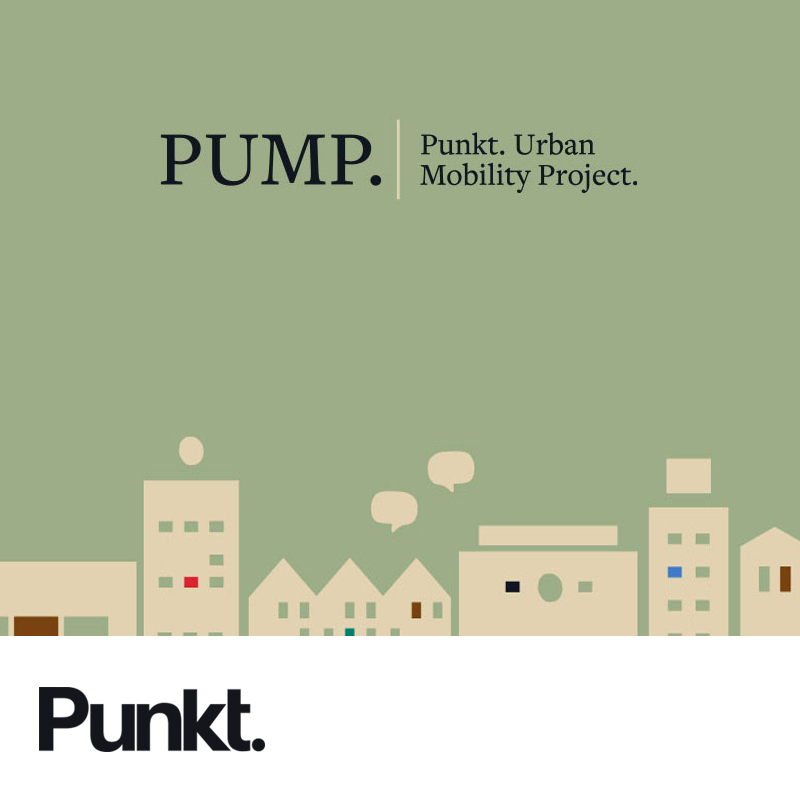 Punkt. Urban Mobility Project.