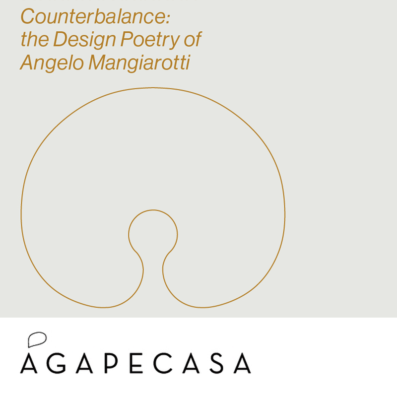 Counterbalance: the Design Poetry of Angelo Mangiarotti