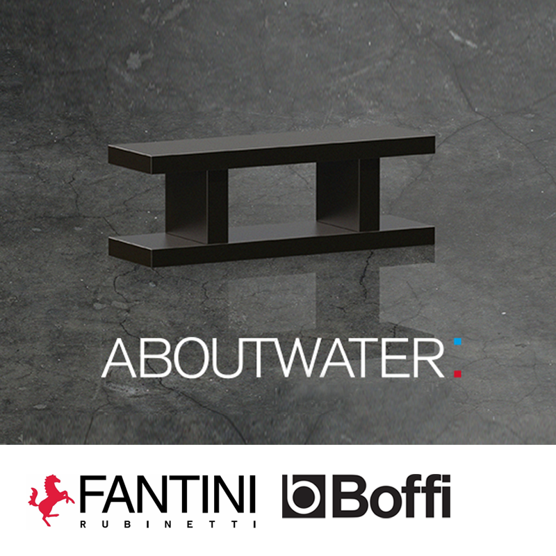 Fantini Rubinetti Aboutwater by Boffi and Fantini