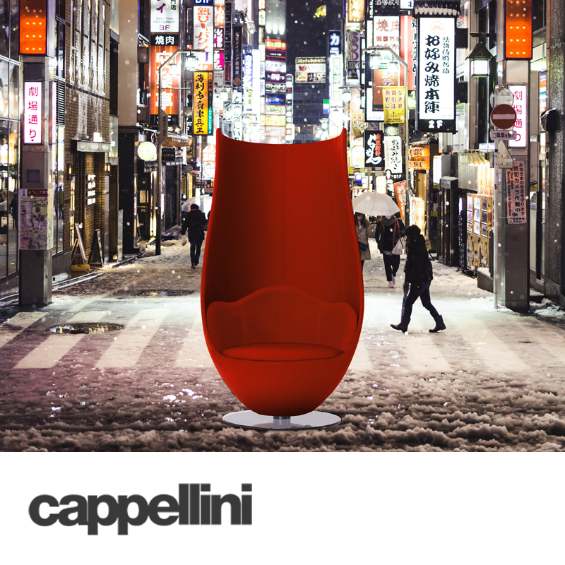 Cappellini goes Gipsy