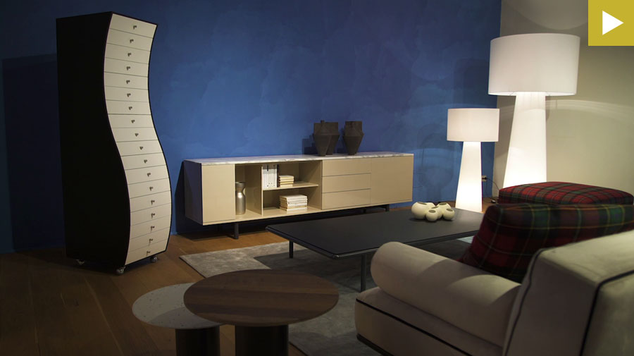 Best of Fuorisalone #19 - Cappellini meets Designers Guild