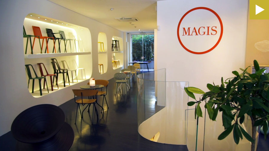 Best of Fuorisalone #19 - Magis | The Magis Way