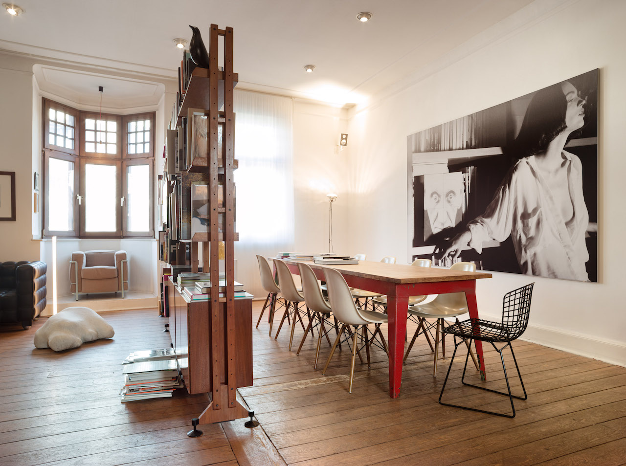 In the name of vintage design: furniture and projects by Boucherie, Cologne