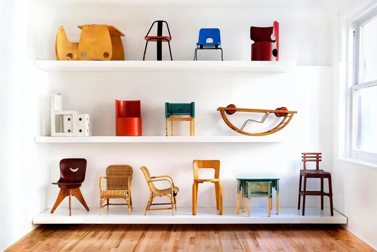 Growing up is beautiful: kids' furniture at Kinder Modern in New York