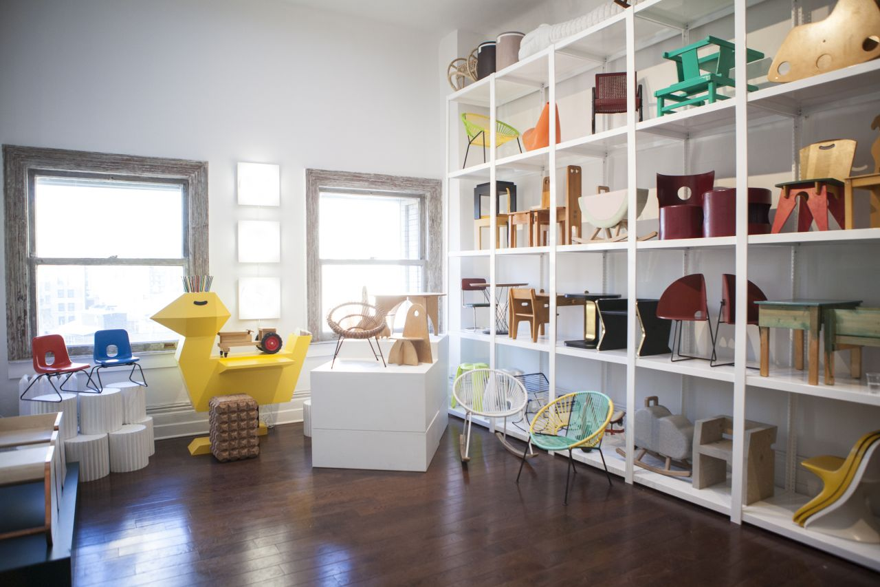 Growing up is beautiful kids furniture at kinder modern in new york