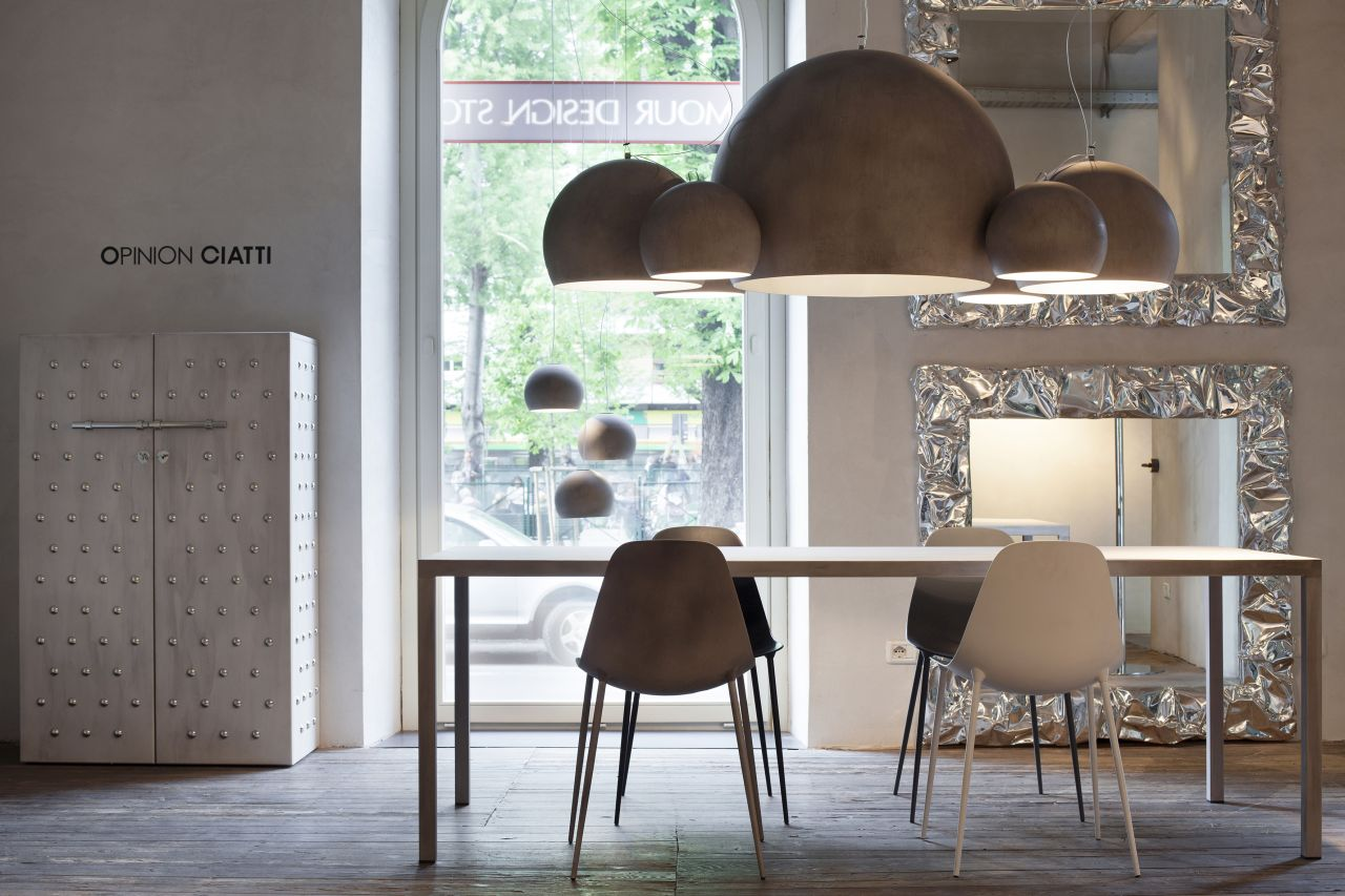 Pendant lamps IlRe by Opinion Ciatti at EntrataLibera