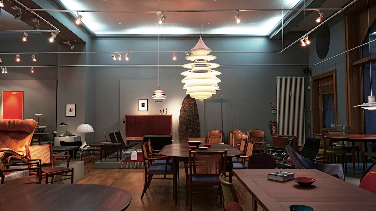Modernariato di design da holm vintage a berlino Berlin furniture stores