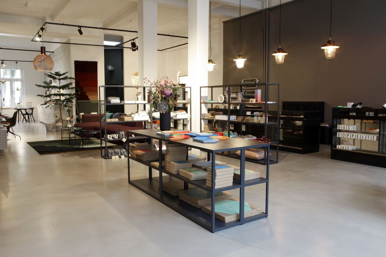 Scandinavian style lys vintage interior design store in for Design outlet hamburg