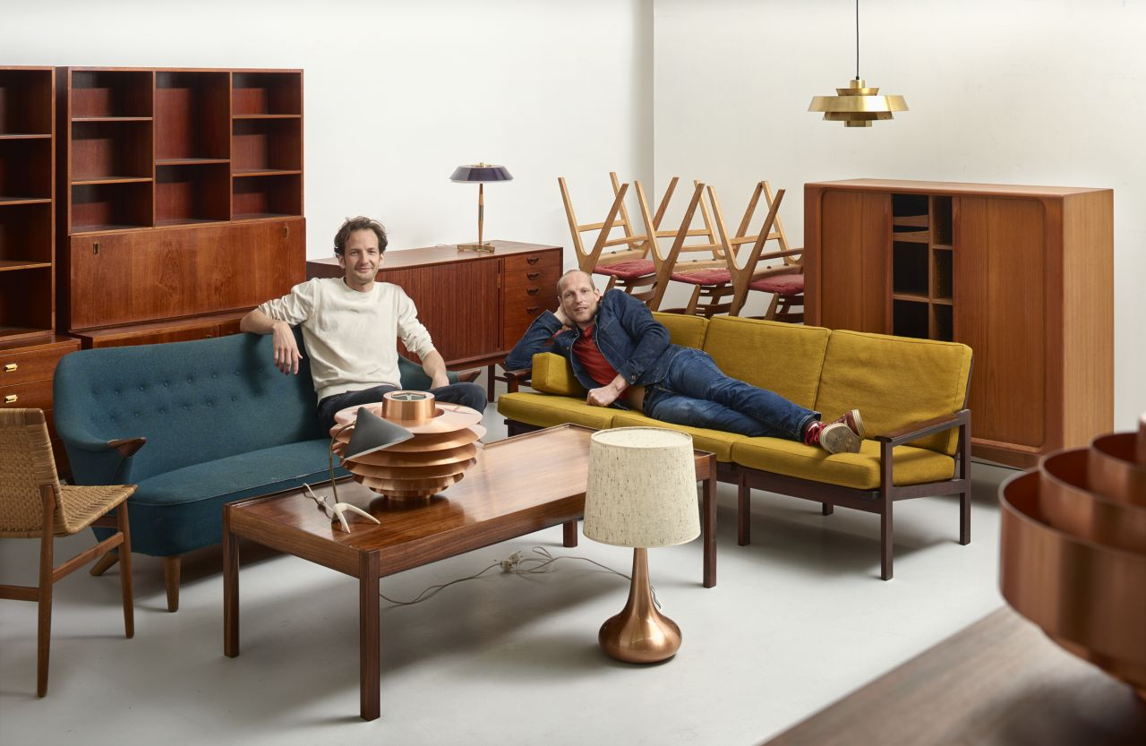 Danish Design Meubels : Vintage furniture: danish and scandinavian design in antwerp.