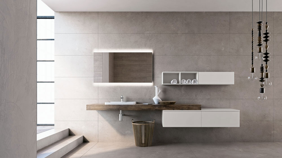Find the right bathroom furniture by browsing through all the pieces chosen by Designbest