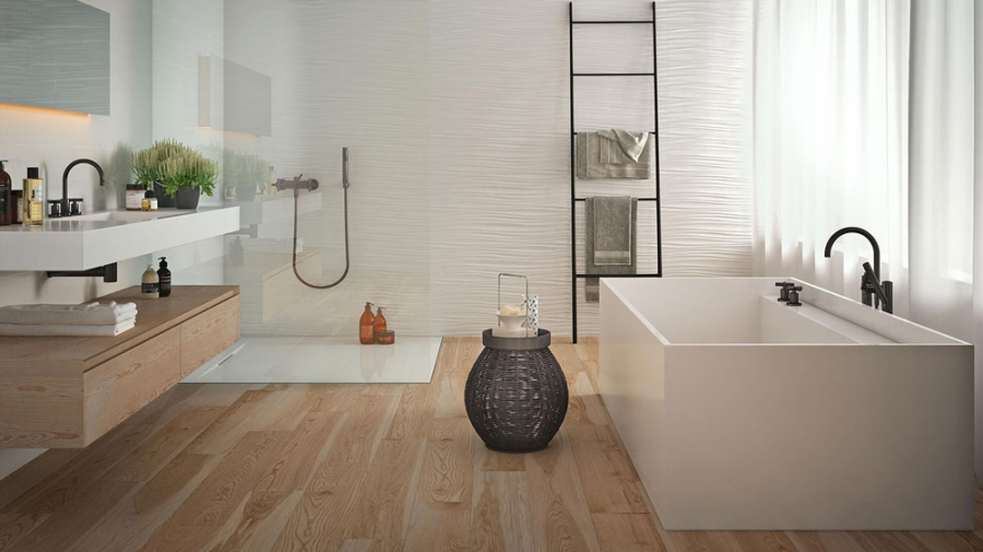 Find the right bathroom finishes by browsing through all the pieces chosen by Designbest