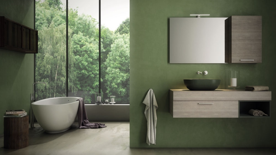 Find the right bathroom fixtures by browsing through all the pieces chosen by Designbest