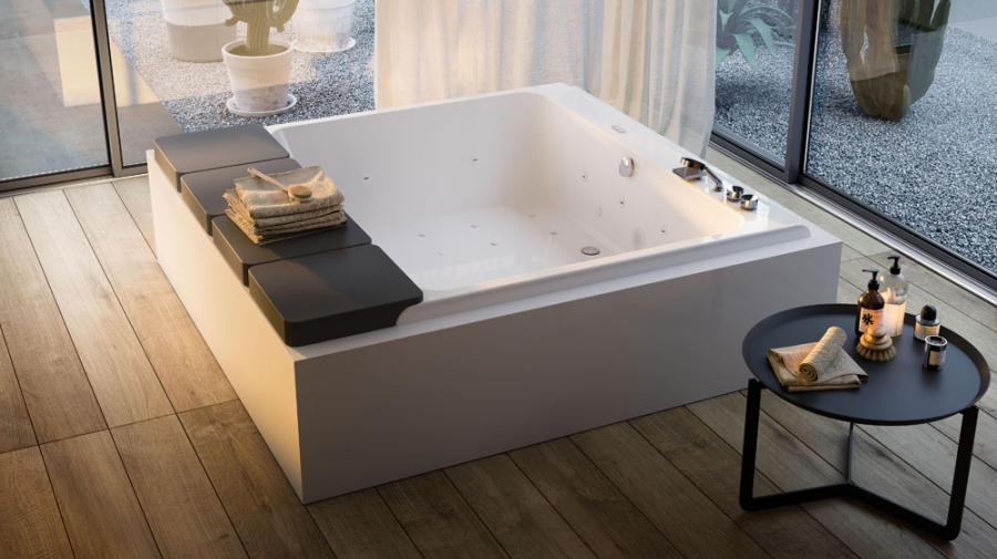 Design your home spa by browsing through all the pieces chosen by Designbest