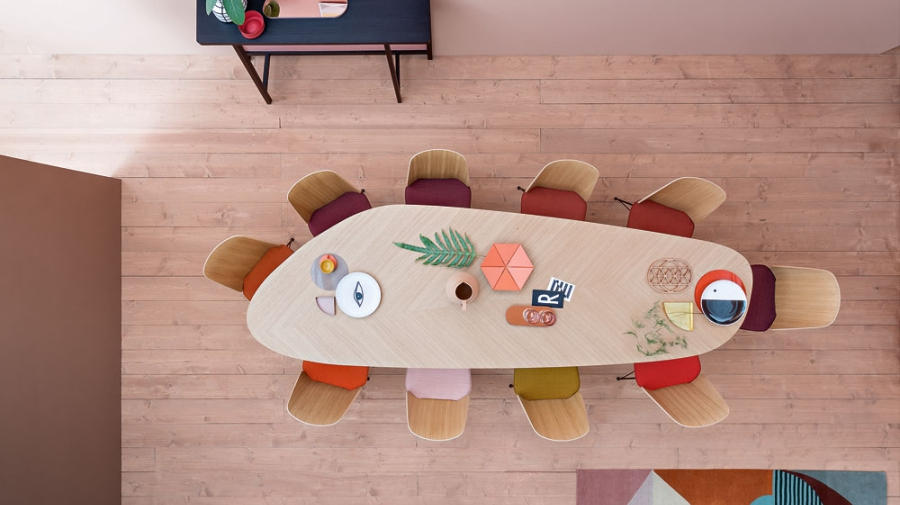 Find the right tables and chairs by browsing through all the pieces chosen by Designbest