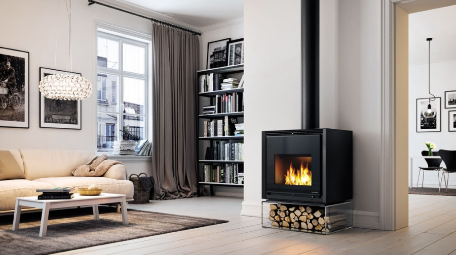 Find the right fireplace by browsing through all the pieces chosen by Designbest
