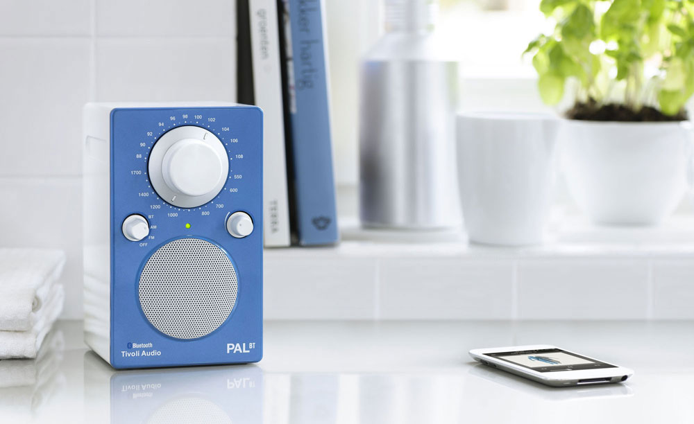 pal+bt by tivoli audio