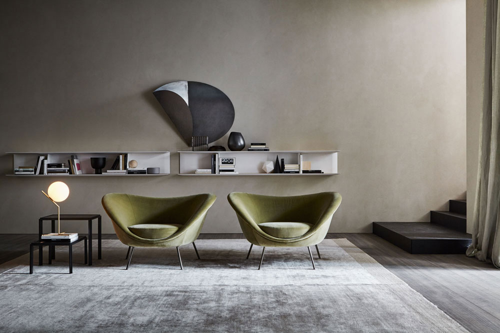 d154 armchair by molteni&c