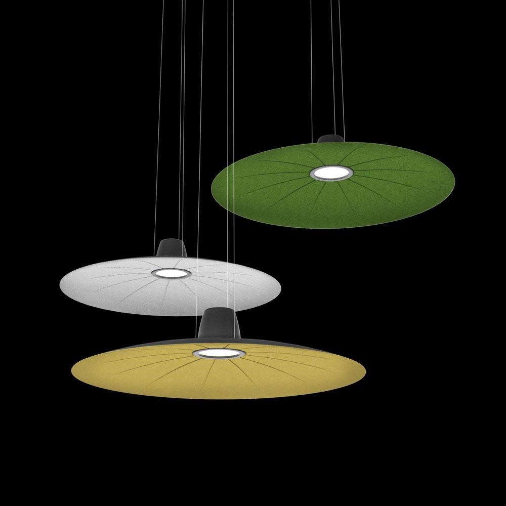 lent lamp by martinelli luce