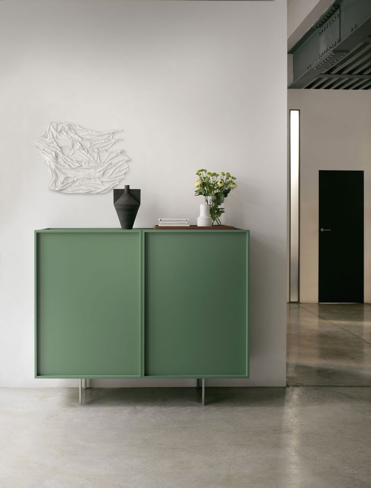 lochness storage unit by cappellini