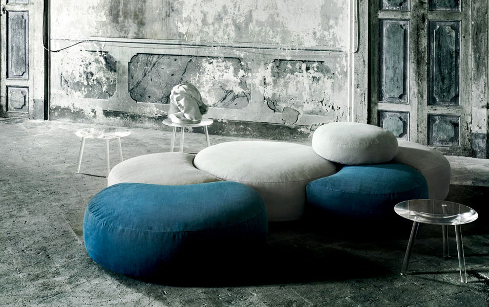 pasticca sofa by living divani
