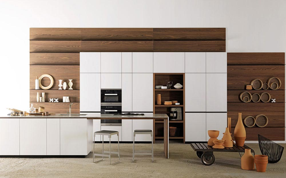 forma mentis kitchen by valcucine