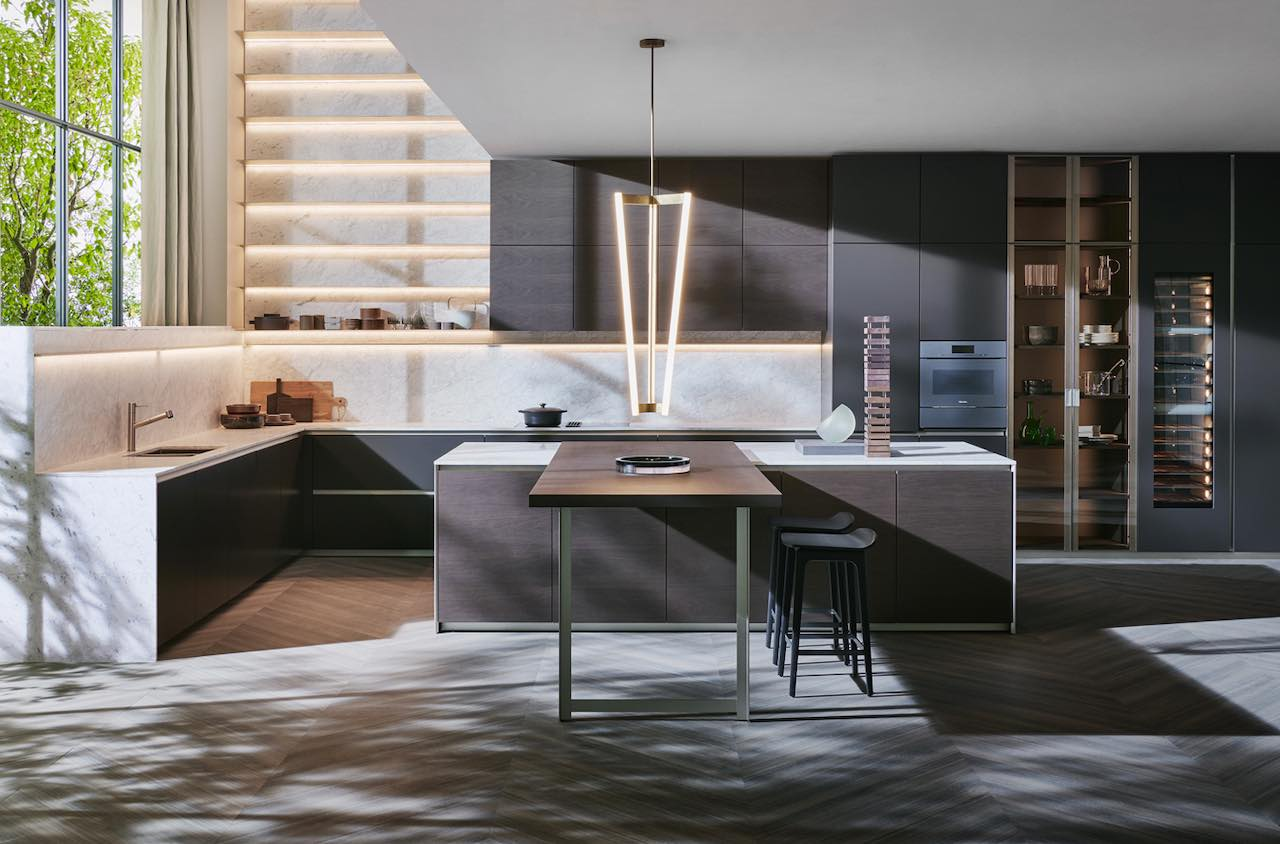 Prime kitchen, design Dada Design 2018, Dada