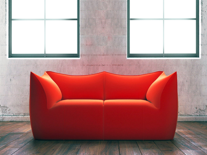 bibambola sofa by b&b italia