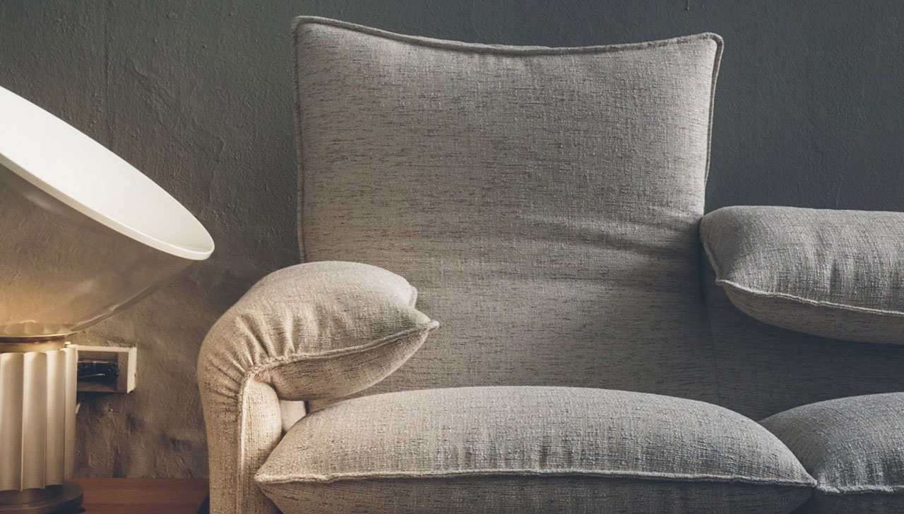 10 sofas seen from the cushioning