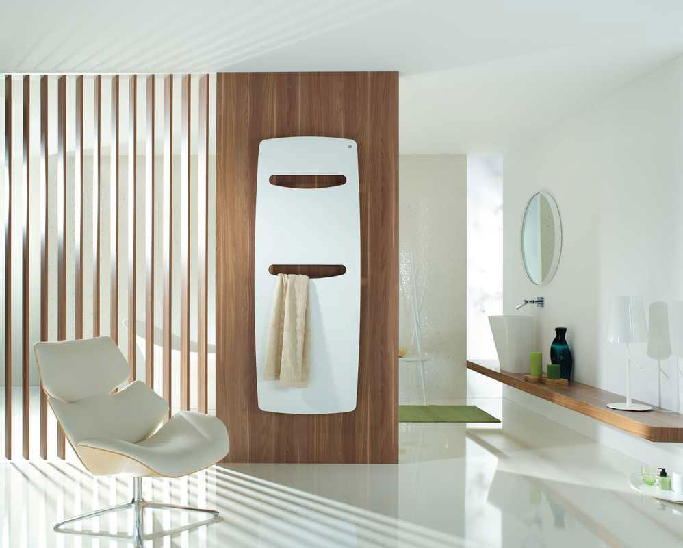 vitalo spa radiator by zehnder