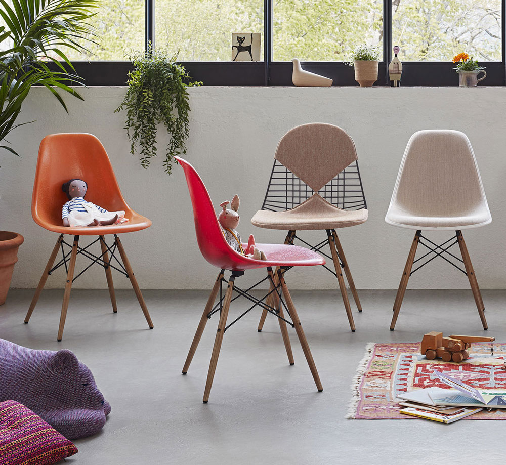 Awesome Sedia Eames Vitra Ideas - Amazing House Design ...