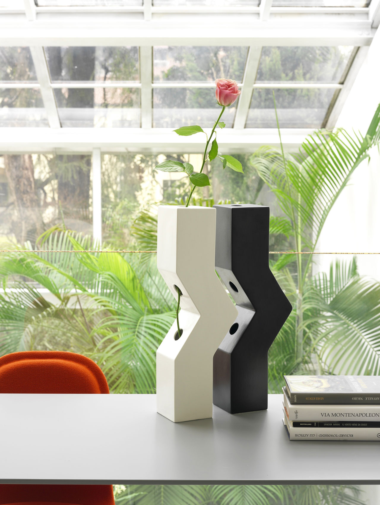 duo vase by cappellini