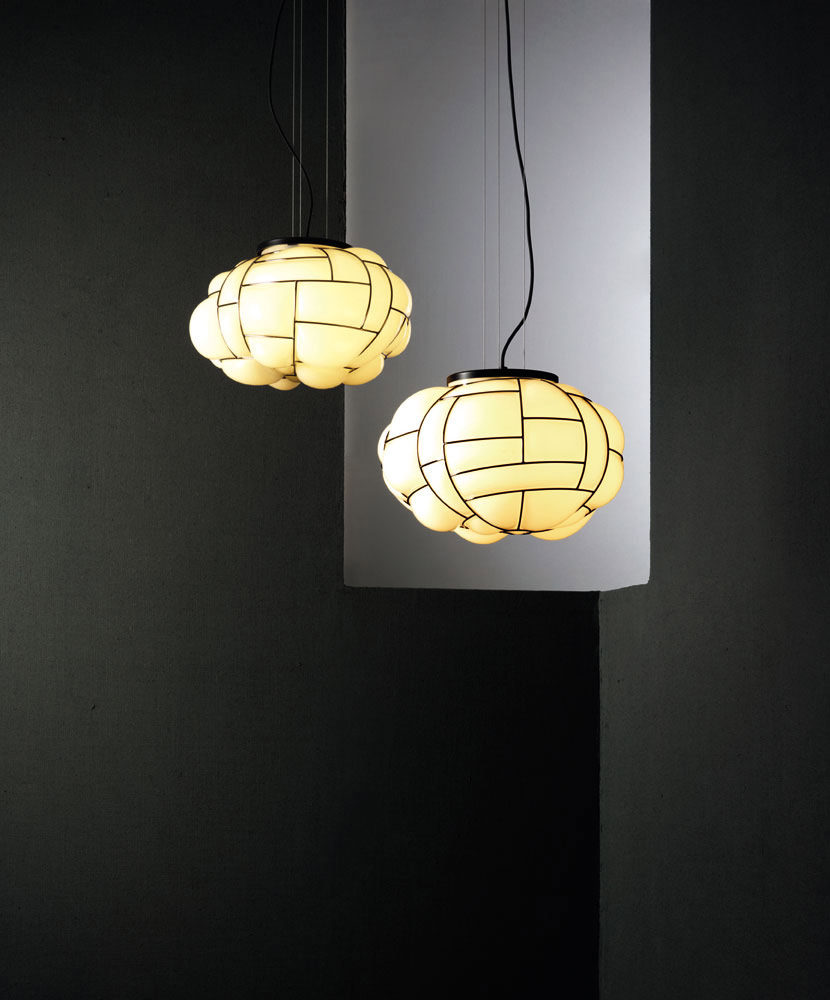 egg lamp by pallucco
