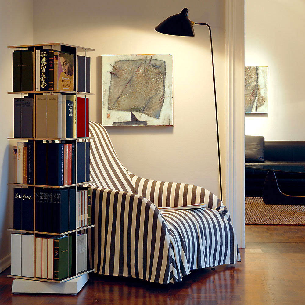 buchstabler bookcase by moormann