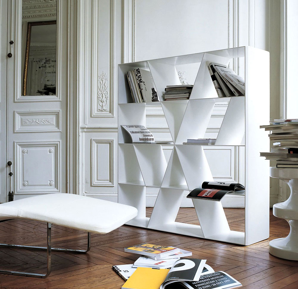 shelf x bookcase by b&b italia