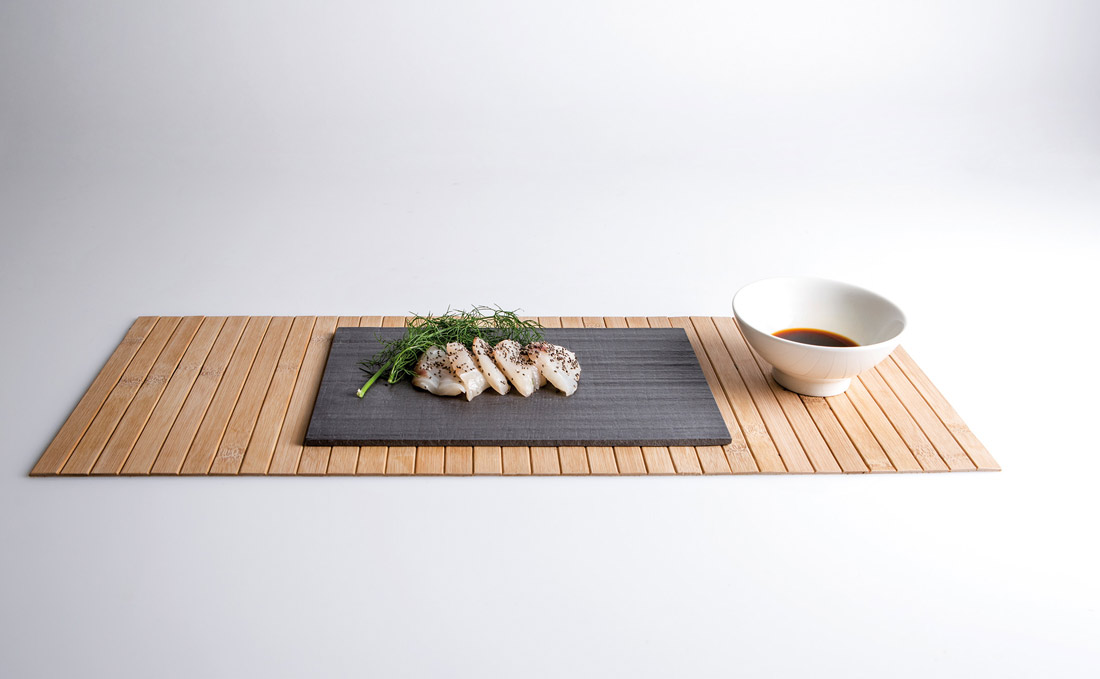 Raw Fish Set KnINdustrie